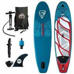 "Aqua Marina Echo 10'6"" Inflatable Stand Up Paddleboard ISUP"