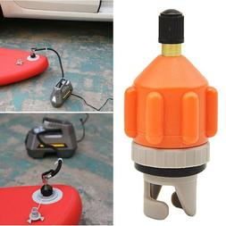 SUP Electric Pump Air Valve Inflatable Boat Accessory Paddle