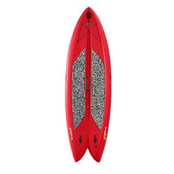 """Lifetime Freestyle Paddleboard with Paddle, 9'8""""/X-Large, Re"""