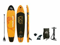 "Aqua Marina Fusion 10' 10""  Stand Up Paddle Board Inflatable"