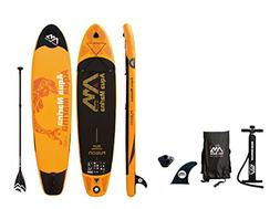 Aqua Marina 340-18FUS Fusion Stand Up Inflatable SUP Paddle
