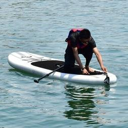 Goplus 11' Inflatable Stand Up Paddle Board w/ Paddle Manual