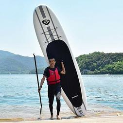 Goplus 11' Inflatable Stand Up Paddle Board + Paddle Manual