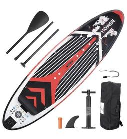 Homde Inflatable Stand Up Paddle Board 6 Inches Thick SUP wi