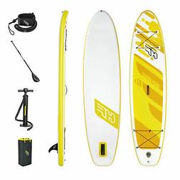 Bestway Hydro Force Aqua Cruise Inflatable 10.5 Ft SUP Stand