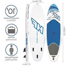 Bestway Hydro Force Inflatable 10 Foot Oceana SUP Stand Up L