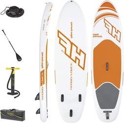 Hydro Force Inflatable 10 Foot Oceana SUP Stand Up Lake Padd