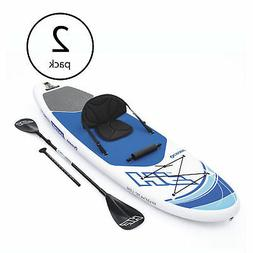 Bestway Hydro Force Inflatable 10 Foot Oceana Stand Up Paddl