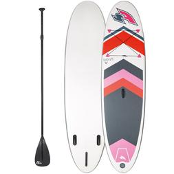 F2 Inflatable ARROW Woman I-Sup Set Stand up Paddle Board Pa