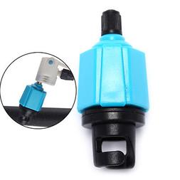 inflatable boat air valve adaptor board stand