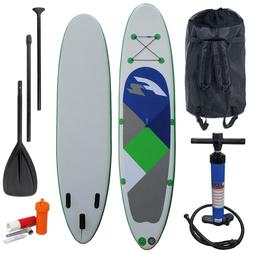 F2 Inflatable Free I-Sup Stand up Paddle Board with Paddle P