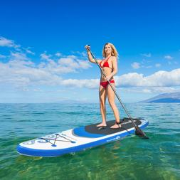Inflatable Paddle Board SUP Paddleboard Standing Kit w/ Pump