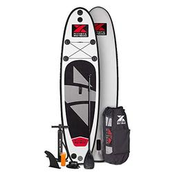 XTERRA Boards - Inflatable 10' Stand Up Paddle Board Bundle