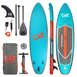 Swonder Premium Inflatable Stand Up Paddle Board, Ultra Dura