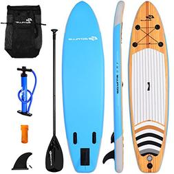 """Goplus Inflatable Stand Up Paddle Board iSUP Cruiser 6"""" Thic"""
