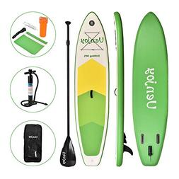 inflatable stand paddle board non