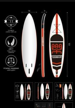 """FunWater Inflatable Stand Up Paddle Boards 11'×33""""×6"""" Ultr"""
