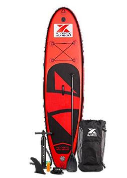 XTERRA Boards Inflatable 10' Stand Up Paddle Board Premium S