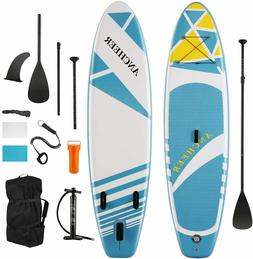 ANCHEER Inflatable Stand Up Paddle Board Surfboard SUP Padde