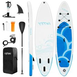 Inflatable Stand Up Paddle Board 10' SUP Standing Paddleboar