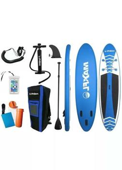 "Inflatable Stand Up Paddle Board 10'6"" Long 6"" Thick 
