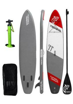 DVSPORT Inflatable Stand up Paddle Board  with SUP Accessori