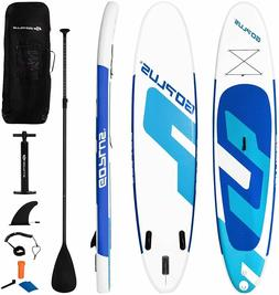 Goplus Inflatable Stand Up Paddle Board, 11ft SUP