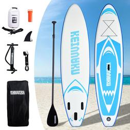 Inflatable Stand Up Paddle Board 11'x33''x6'' Wide Stance