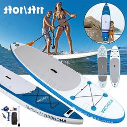 """11"""" Inflatable Stand Up Paddle Board  Universal SUP Surfing"""