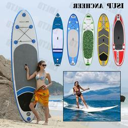 Inflatable Stand up paddle board Surfboard11'*33''*6''w/Padd