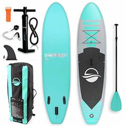 Inflatable Stand Up Paddle Board  with Premium SUP Accessori