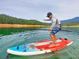 Inflatable Stand Up Paddle Board 9' SUP Kit  - High Quality