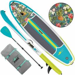 DRIFT Inflatable Stand Up Paddle Board, SUP with Accessories