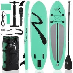 Inflatable Stand Up Paddle Board SUP Surfboard with Complete
