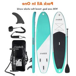 inflatable stand up paddle board w free