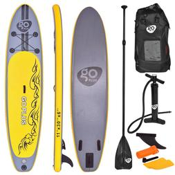 Inflatable Stand Up Surfboard For Beginners Paddle Board SUP