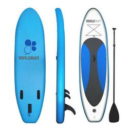 Inflatable SUP iSUP Hydro-Force Wave Edge Surf Control Stand