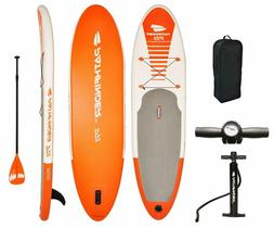 Pathfinder Inflatable SUP Stand Up Paddle Board Complete KIT