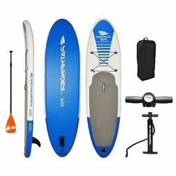 PathFinder Inflatable SUP Stand Up Paddleboard, Set of 2 ora