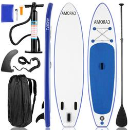 Inflatable Super Stand Up Paddle Board Surfboard Fin Beach P