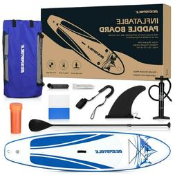 inflatable surfboard stand up paddle board set
