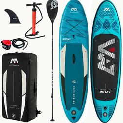 Aqua Marina Inflatable Vapor Sup Isup Stand up Paddle Board