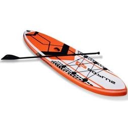 Inflatable Water Sports Stand up Paddle Board Boat W/Adjusta