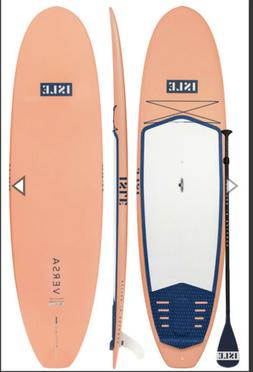 ISLE 10'5 Versa Paddle Board Package Coral Color