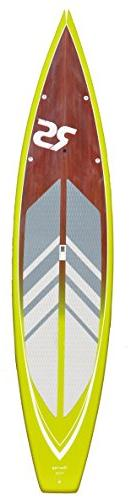 Rave Sports 02699 Touring 12'6 Fiberglass SeaGrass Stand Up