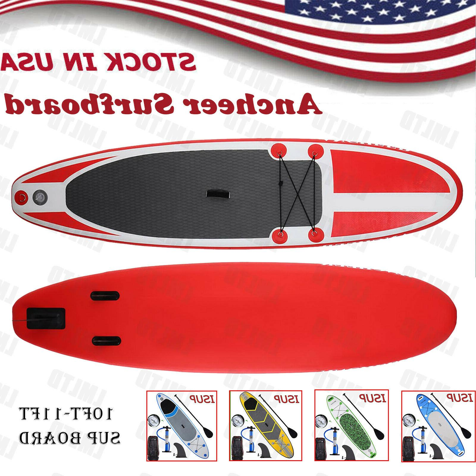 11'/10' Inflatable Stand Paddle Bag