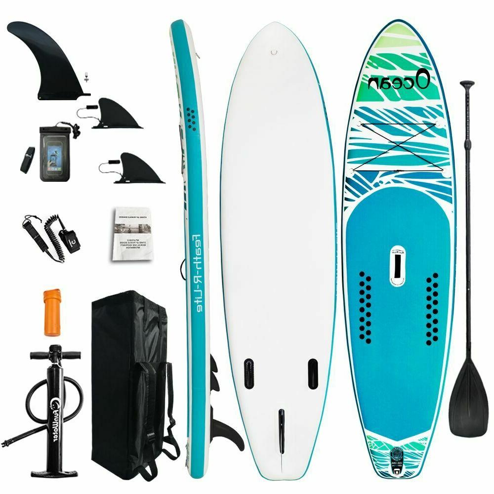 10'6''Inflatable Stand Board