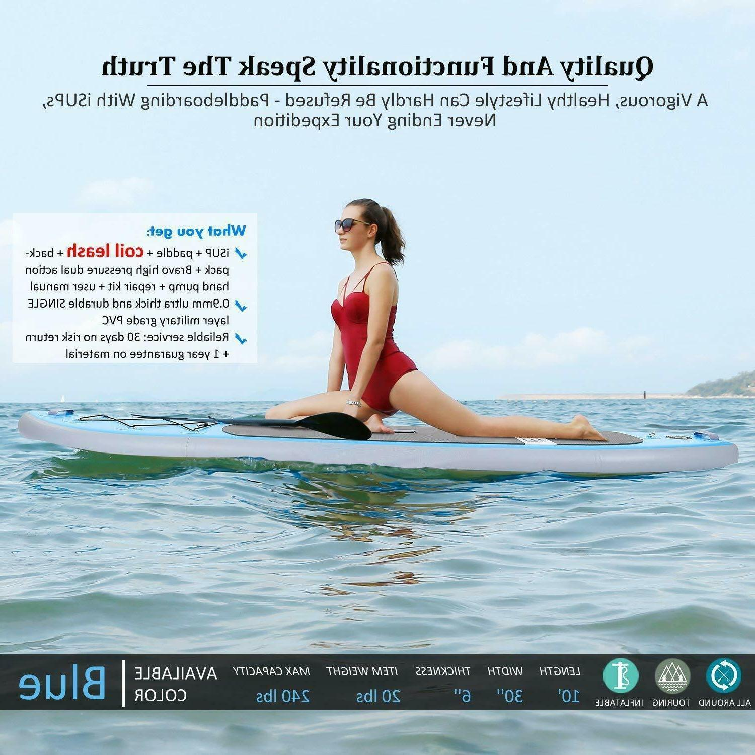 Ancheer SUP Stand Up Paddle Package