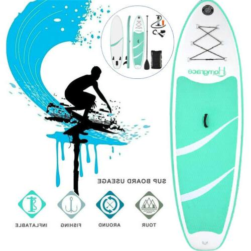 10 foot inflatable stand up paddle board