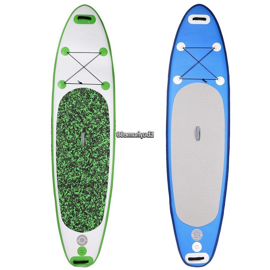 10 FT Stand up Paddleboards w/ Paddle and